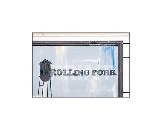 """""""Rolling Fork"""" Rolling Fork, Mississippi"""