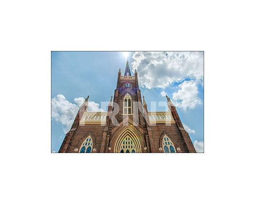 """St.Mary Basilica"" Natchez, Mississippi"
