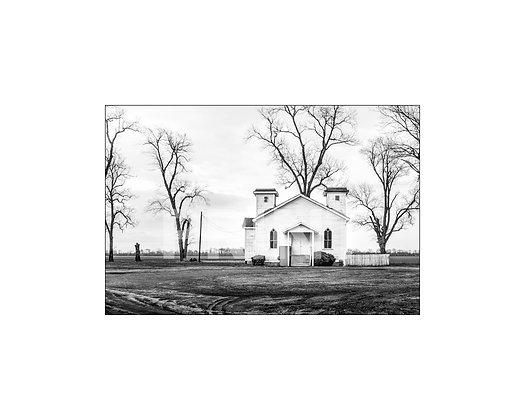 """Brooklyn Chapel"" Leflore County, Mississippi"