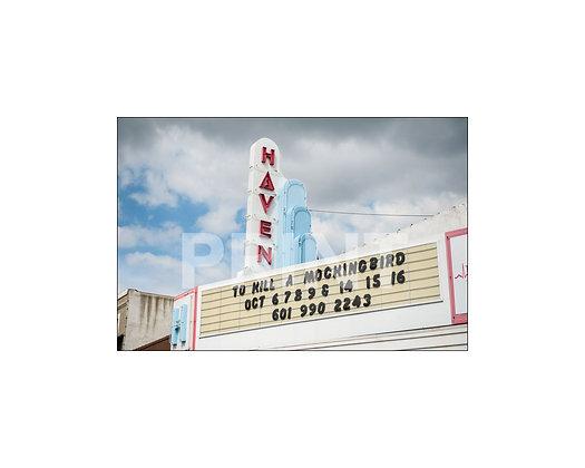 """Haven Theatre"" Brookhaven, Mississippi"