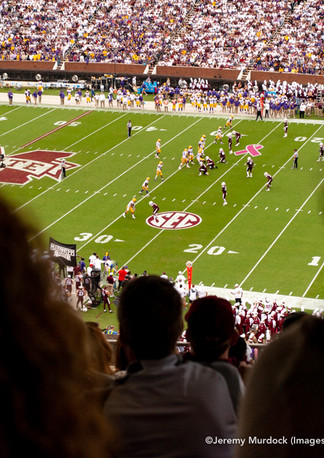 Davis Wade Stadium at Mississippi State University