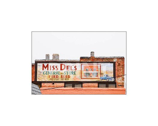 """""""Miss Del's"""" Clarksdale, Mississippi"""