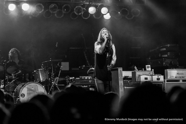 The Black Crowes at Bulldog Bash in Starkville