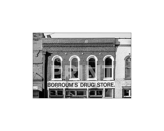 """""""Borroum's Drug Store"""" Corinth, Mississippi"""