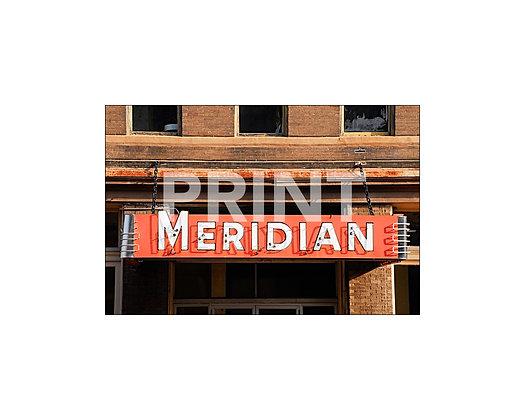 """Meridian Hotel"" Meridian,Mississippi"
