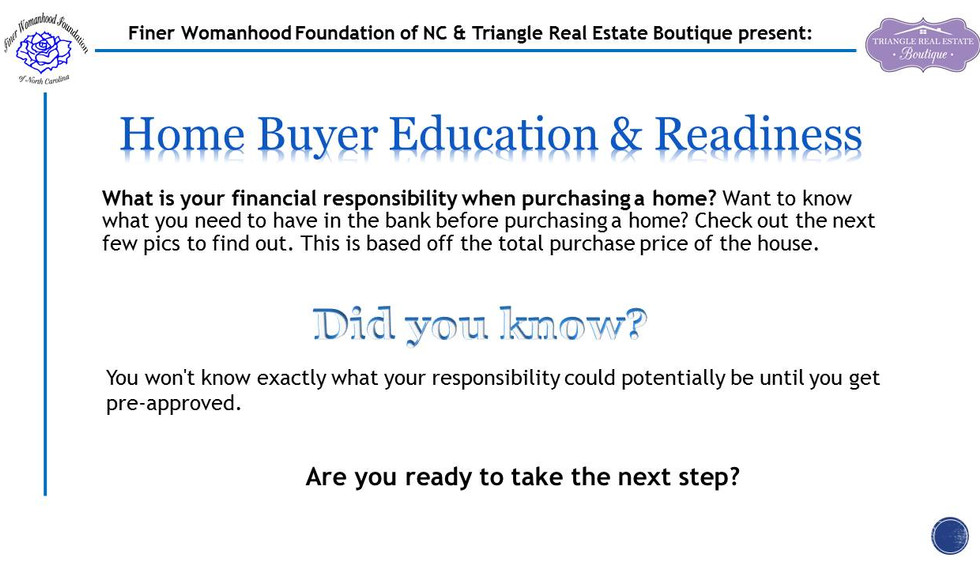 Home Buyer - Financial Responsibility.JP