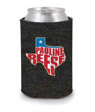 Texas Pauline Reese Koozie