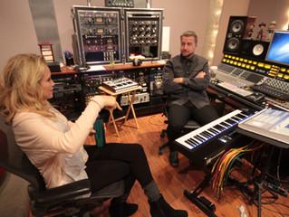 Pauline Reese Begins Recording Her 7th Album.