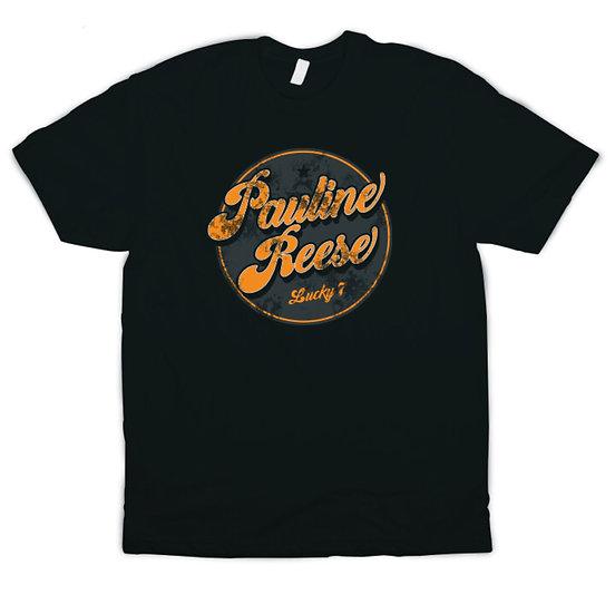 Black Tshirt - Pauline Reese - Lucky 7