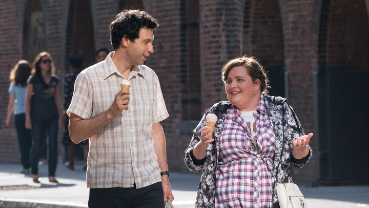 In the HBO series Girls, Ray and Abigail become personal historians on the streets of Brooklyn