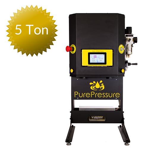 PURE PRESSURE - Pikes Peak Rosin Press