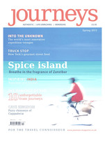 Journeys Magazine - Travel Feature