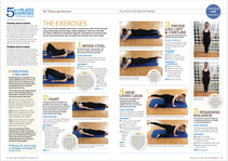 Fitness How-To: Pilates w/instructor Julie Driver