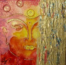 L'aube du Bouddha 8 x8