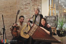 Viva Voce: A Levantine Music Night