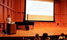 University of North Carolina Wilmington Lecture