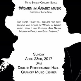 Tufts University Arabic Music Ensemble