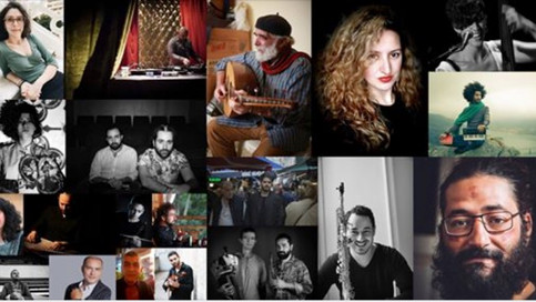 Arab Fund for Arts and Culture (AFAC) Grant for my new album, 'Soundtracks from Independent Arab