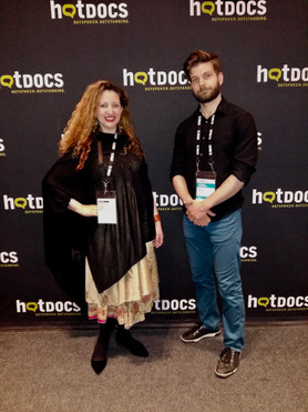 International Premiere of At Home with the Horses at Hot Docs 2018