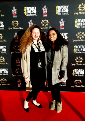 (Out)Caste at the Beverly Hills International Film Festival