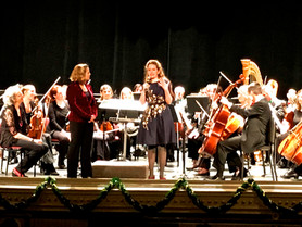 The Vermont Symphony Orchestra plays Tomorrow | Ghadan