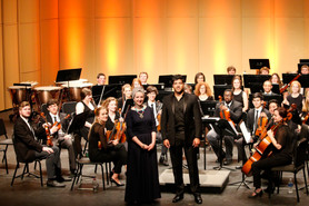North American Premiere of 'Ghadan' by the UNC Charlotte Orchestra