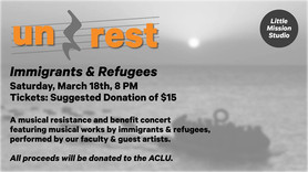 Un-Rest: A Concert Benefiting the ACLU | San Francisco