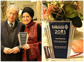 Arab Canadian Business Council Award