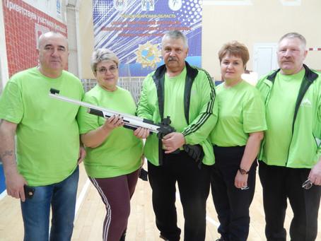 Сборная команда пенсионеров завоевала общекомандное серебро на межрайонном турнире «Дружба»