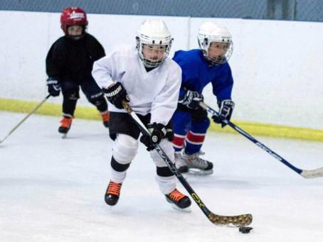 Пойдем на хоккей!