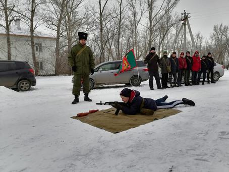 Школьники Карасука вышли на «Тропу разведчика»