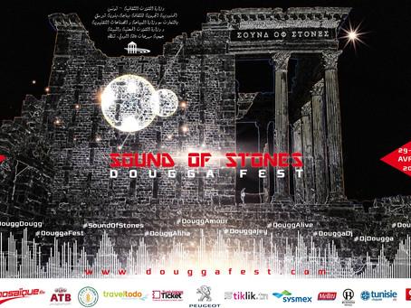 """Tunisie: Vibrez au """"Sound of Stones"""" du Capitole de Dougga ce week-end"""