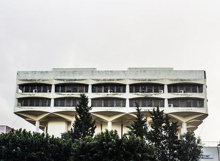 Un édifice résolument moderne au cœur de la Kasbah !