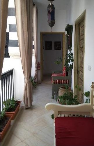 Hallway El Patio