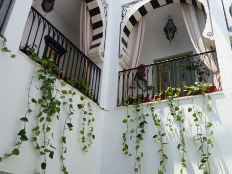 Le Patio, un style architectural arabo-andalous