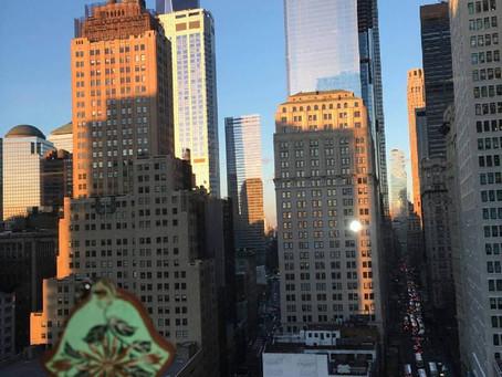 El Patio à New York !