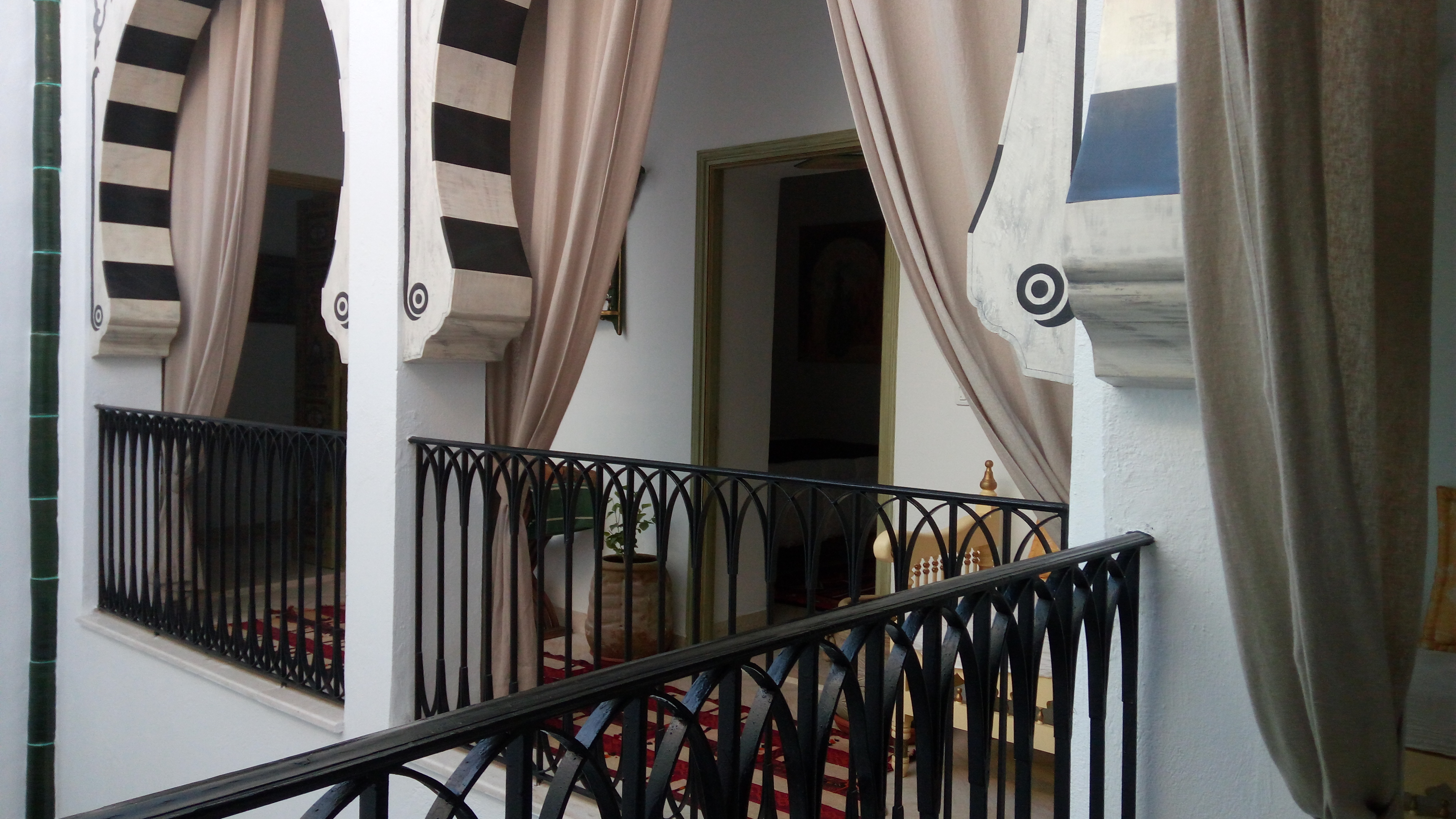 El Patio Courtyard House Tunis