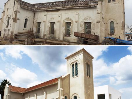 Quand l'architecture contemporaine met en valeur le patrimoine! Par Khadija Djellouli 11.06.2019