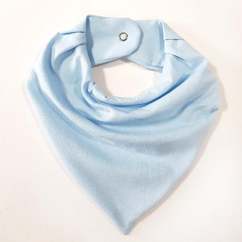 Bandana Azul Bebê