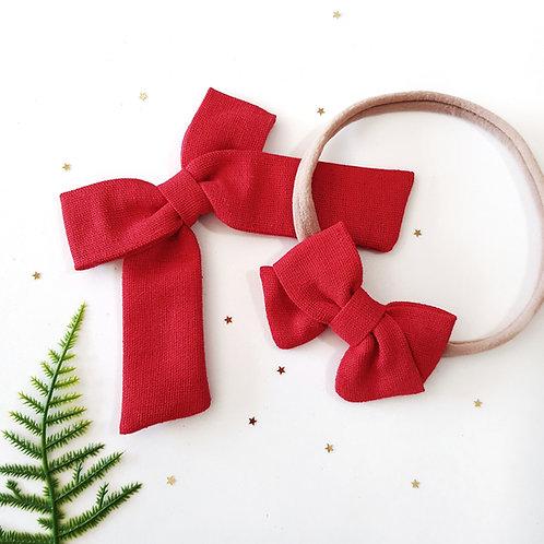 Kit Natal Amor Infinito Mãe e Filha