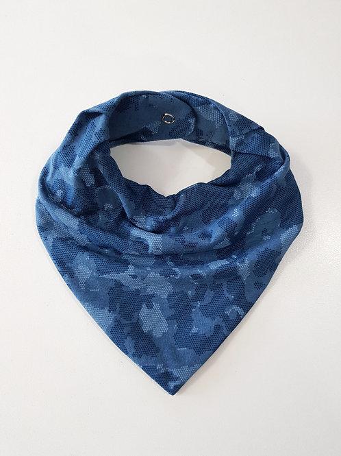Bandana Camuflado Azul