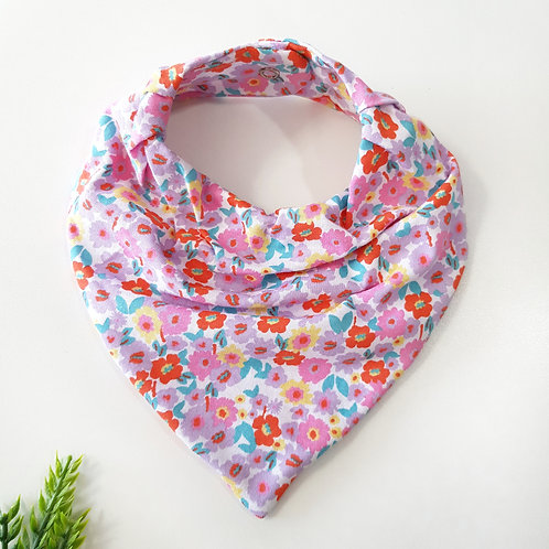 Bandana Floral Colors