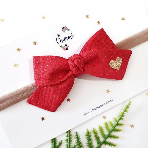 Laço Natal de Amor