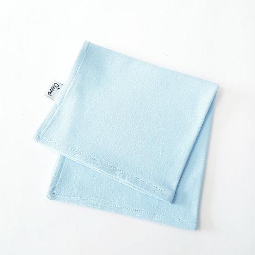 Pano de Boca Classic Azul Bebê