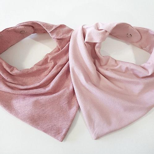 Bandana Rosa Antigo