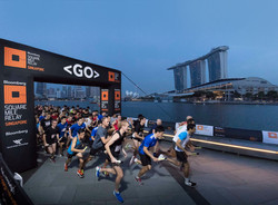 Bloomberg Square Mile Relay HK