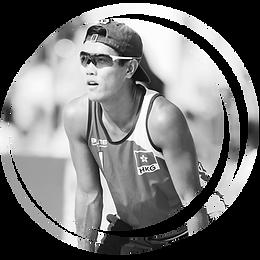 Hong Kong Beach Volleyball Player Wong Pui Lam