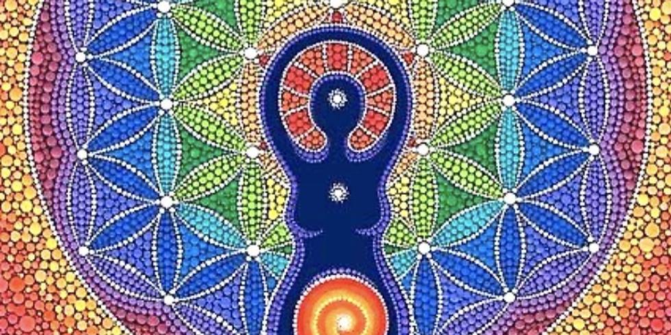 LIVE méditation FB - Se souvenir que nous vibrons avec Gaïa
