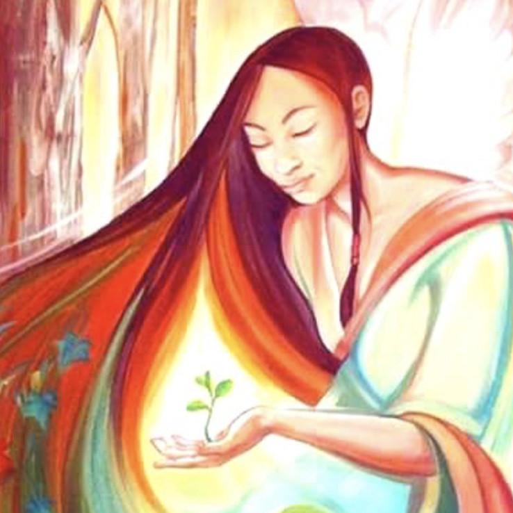 LIVE Méditation FB: Je me transforme. J'arrête de me battre