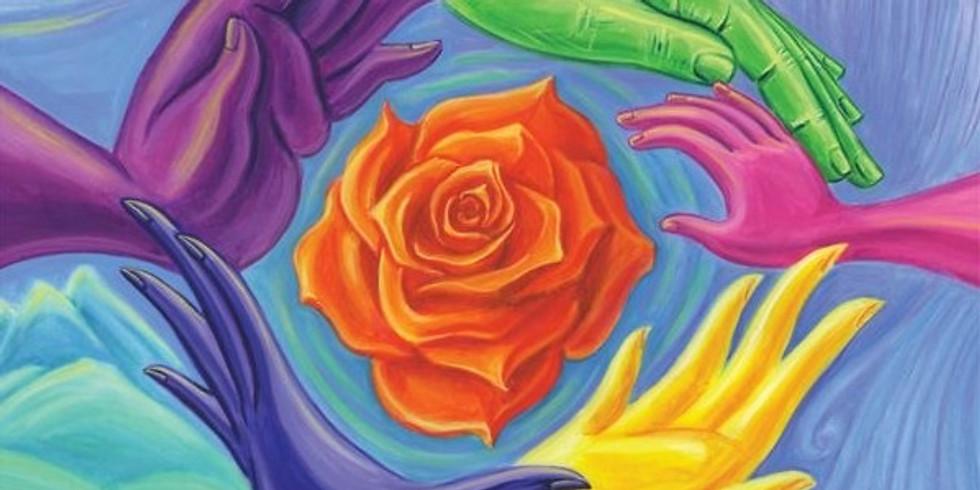 LIVE Meditation FB - J'accueille le lien Fraternel. Je m'unis.